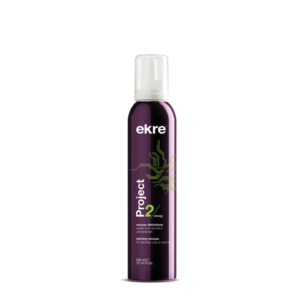 Project - Defining mousse for curly hair